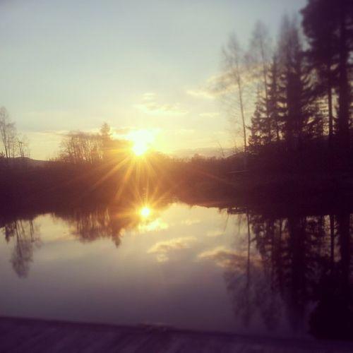 Hvittingfoss Lagen Nyterlivet Spiseris lifeisgreat heaven view water sweet fettass @tuvabruun97