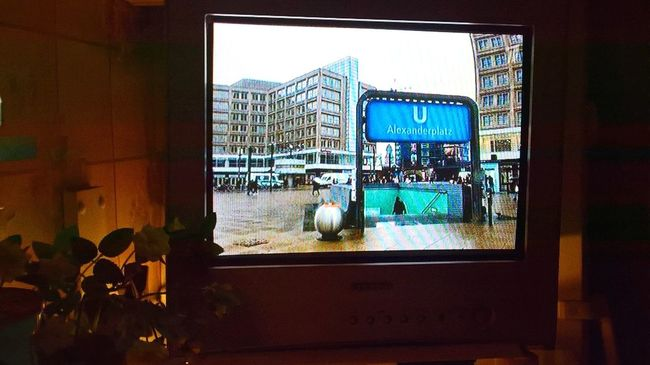 First Eyeem Photo News On TV Moscow City I Love My City Russia