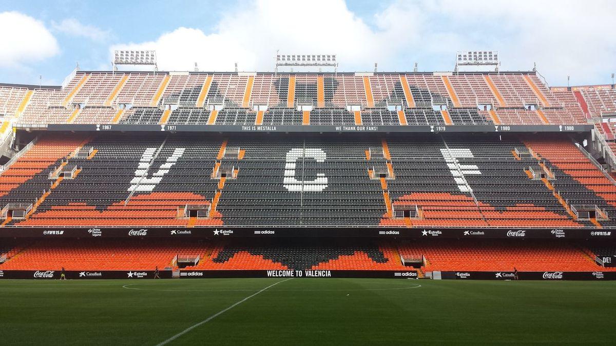 Valencia Cf vs Ac Milan tonight ?⚽? AMUNT !!!