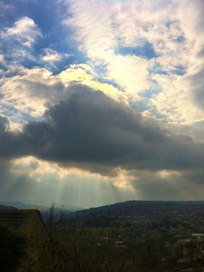 #dramaticsky #cloudporn