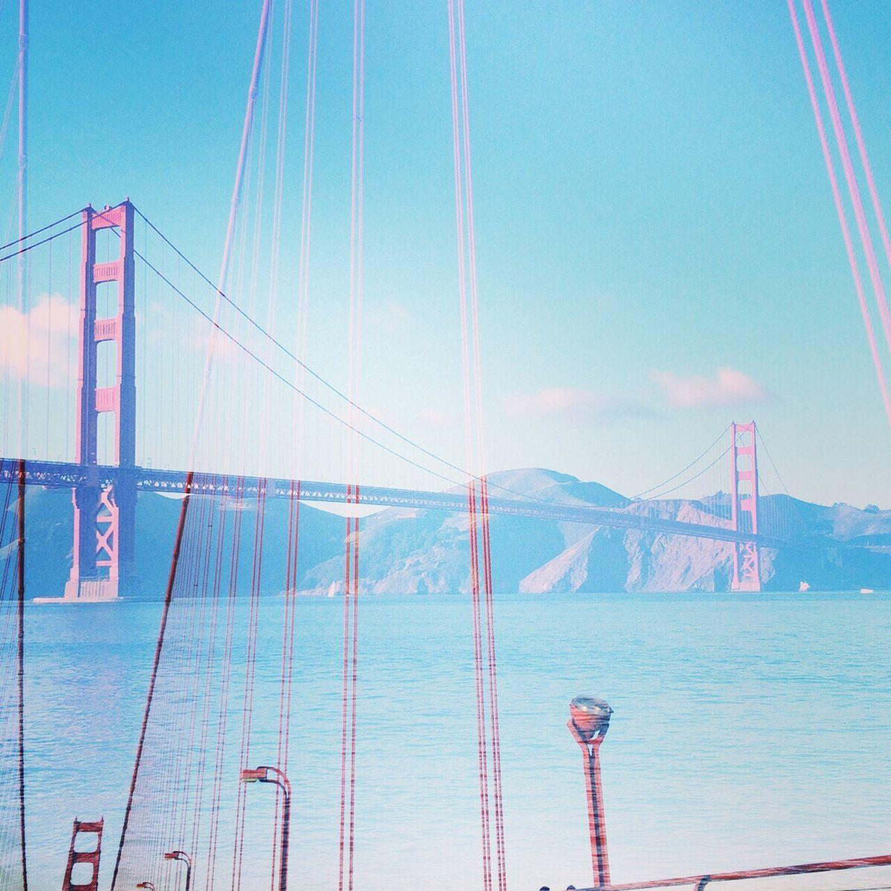 San Francisco GoldenGateBridge Enjoying Life
