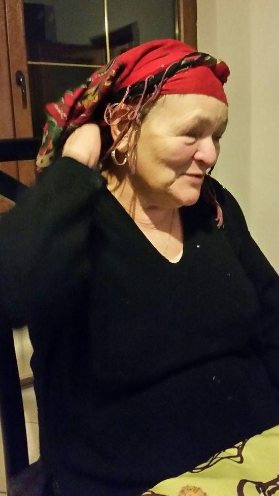 Age Grandmother Beauty Kabile