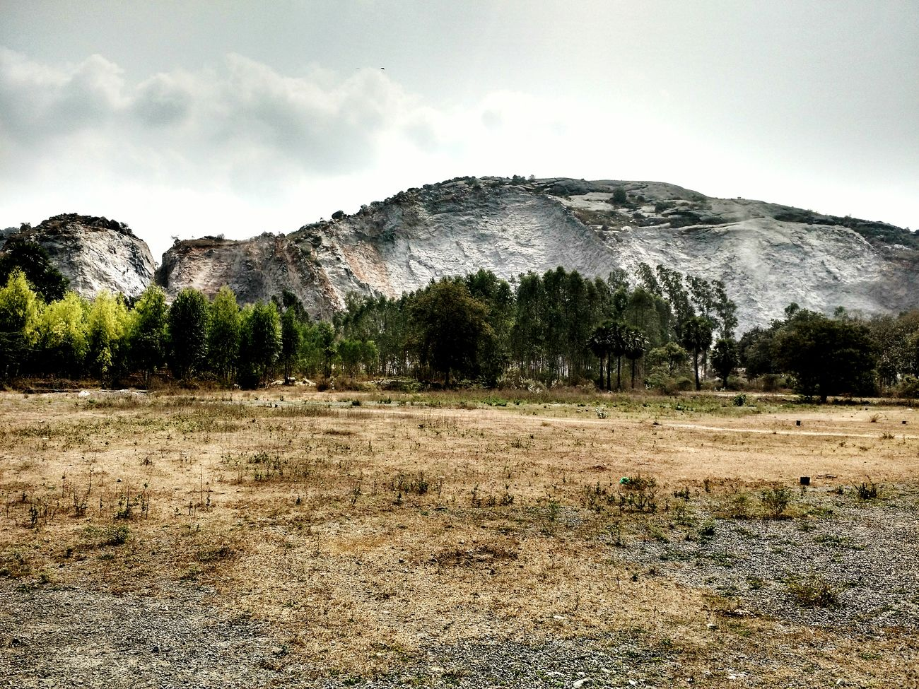 Hills Quarry Deserted Area Showcase: February