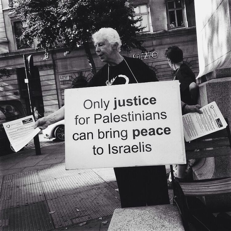 Justice for Palestinians Londononly Protest Eye4black&white  Streetphoto_bw