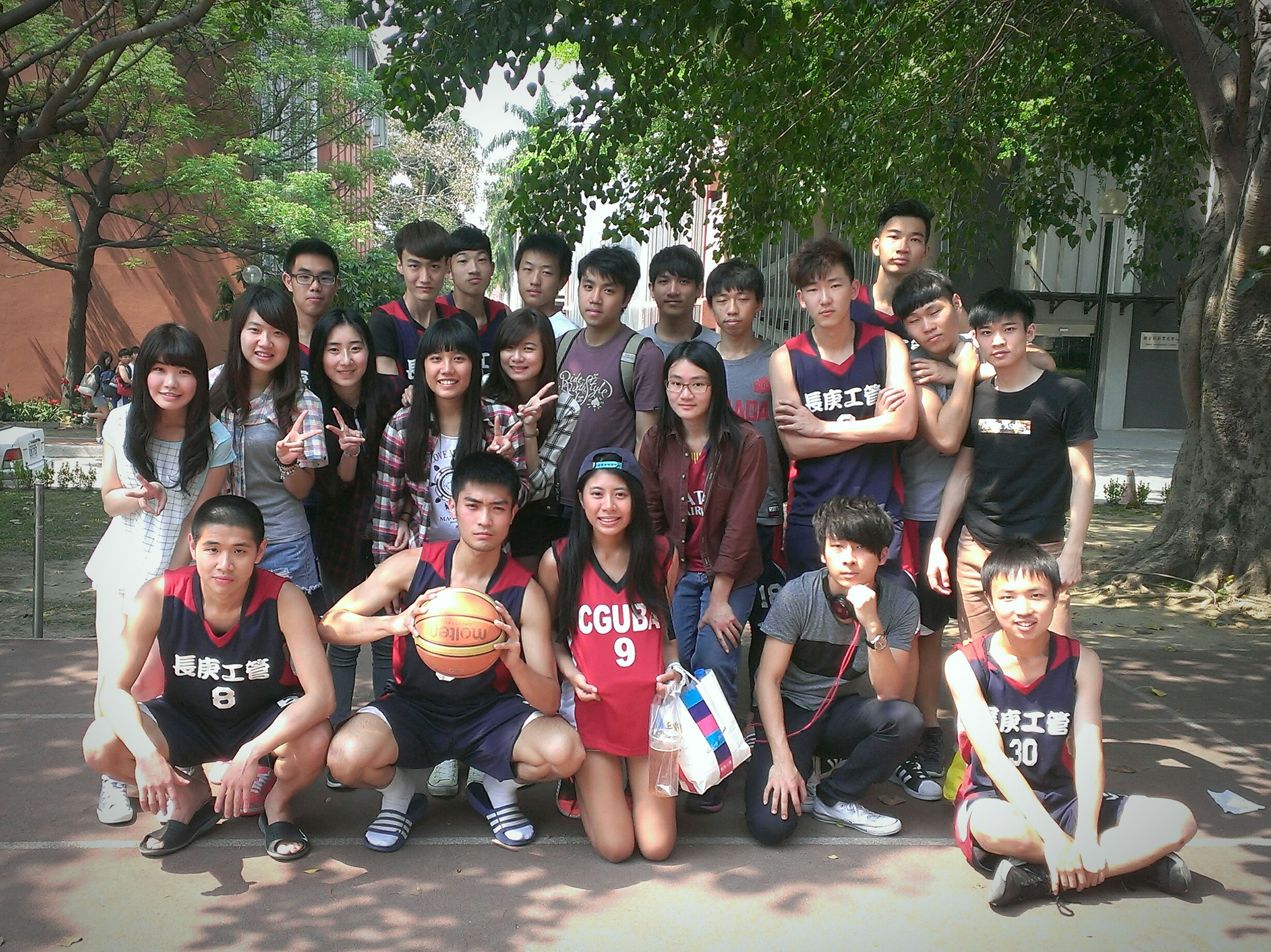 大工盃 Basketball CUGBA Fever B.A.B.T