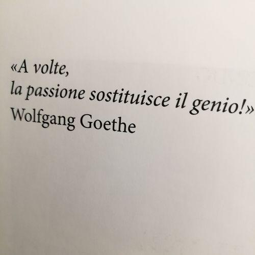 Handwriting  Passion Gelato Homemade