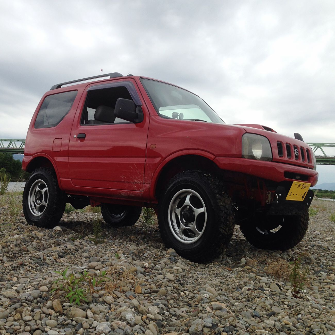 Suzuki Jimny EyeEmBestPics Streamzoofamily Eye Em Around The World MyCar Suzuki Jimny