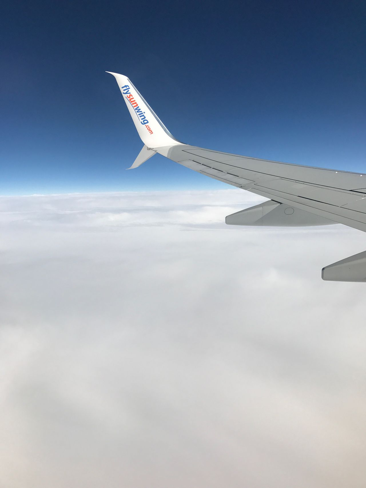 Airplane Sky Journey Transportation Flying Airplane Wing Cloud - Sky Air Vehicle Mode Of Transport Travel Nature Blue No People Aircraft Wing Aerial View Day Outdoors Beauty In Nature
