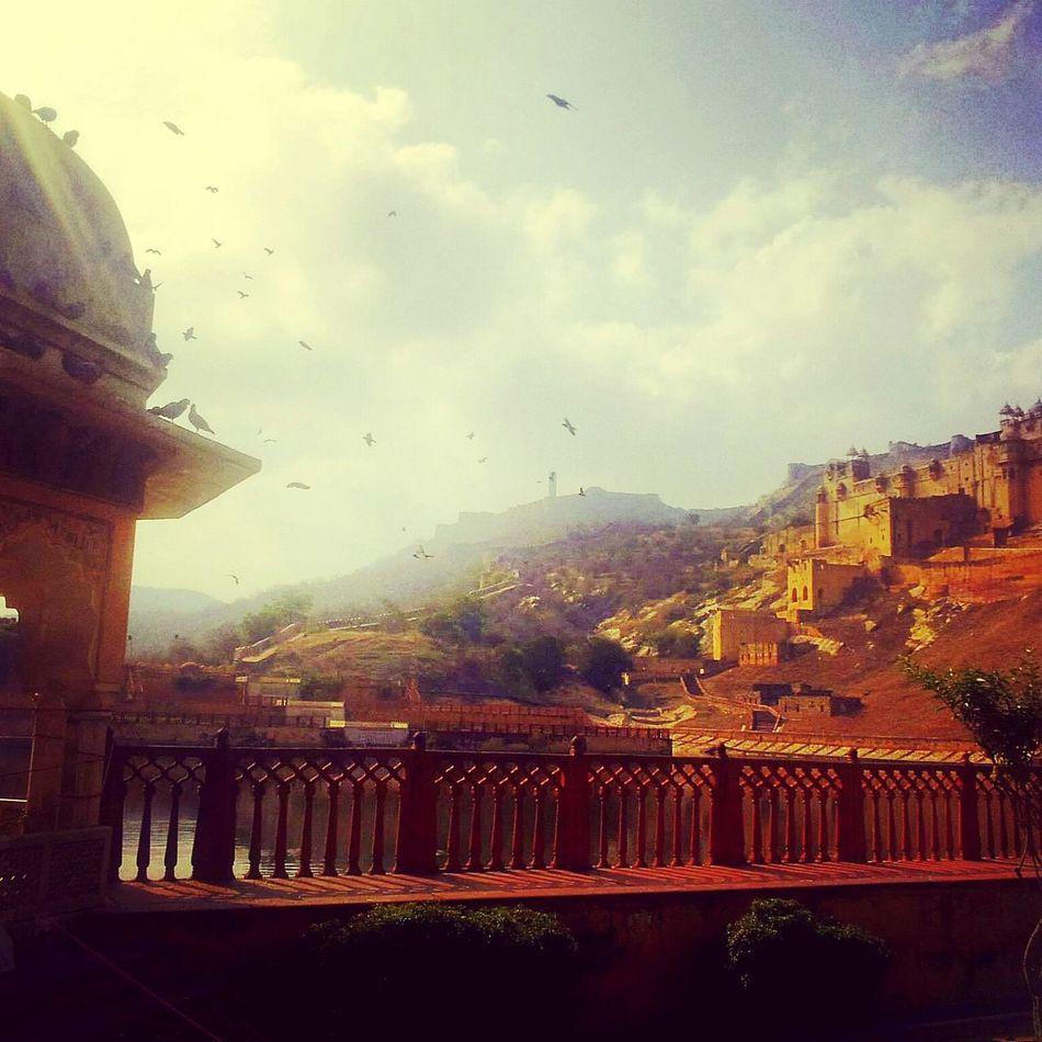 Fort Jaipur Rajasthan Amber Fort Royalty Rajputana Incredible India Monument EyeEm Best Shots EyeEmBestPics Eyemphotography