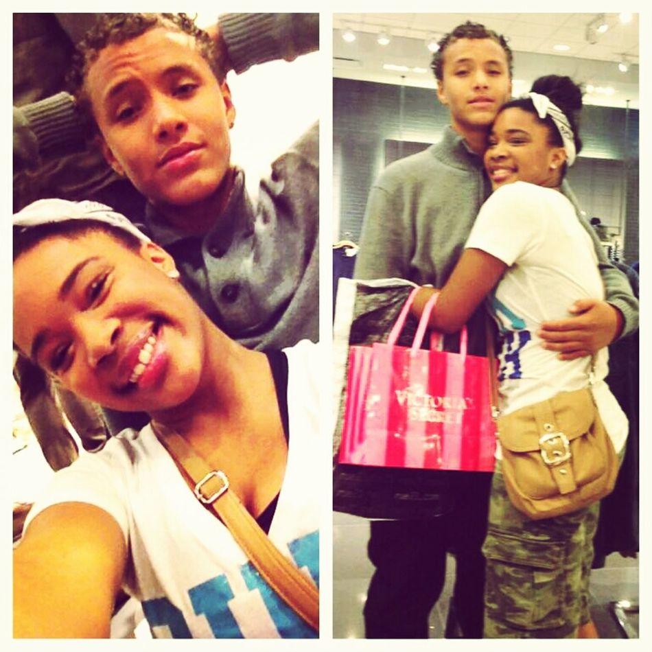 , Me And Kyree . :)