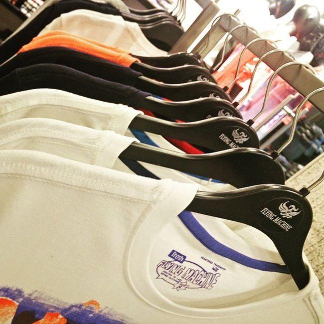 Shop Flyingmachine Hangers Tshirts Colors White Black Orange Ig_photogramers Instaedit Ig_shopping