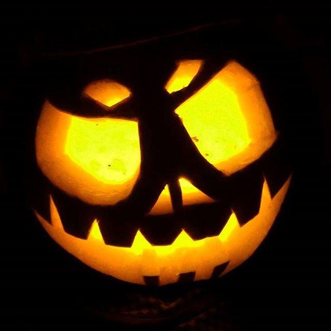 """"""" Happy Halloween """" Halloween Pumpkin Jackolantern Scary Frightnight"""
