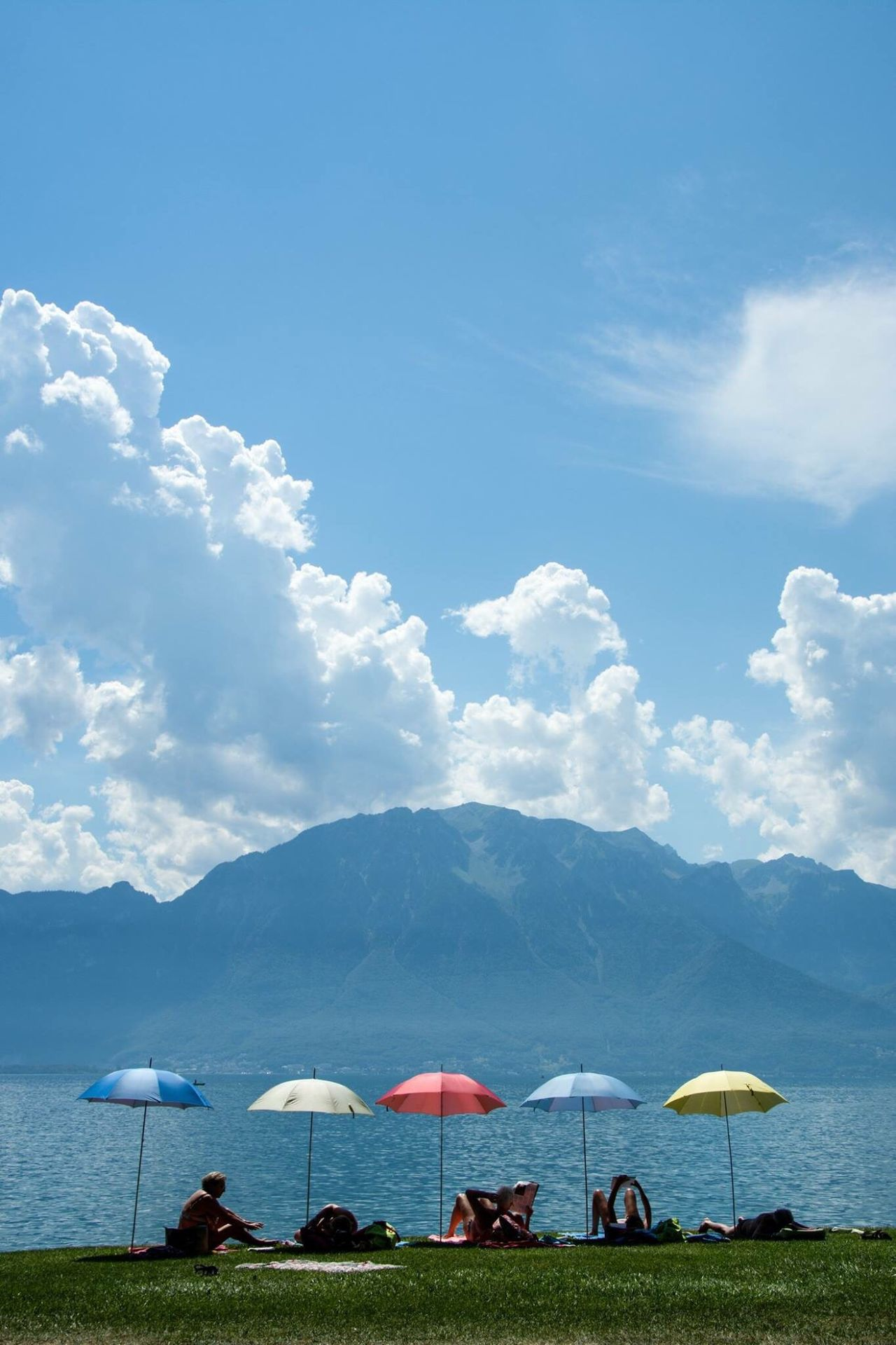 Swiss holidays style. Holidays Swiss Switzerland Lake Summer Colors Latourdepeilz