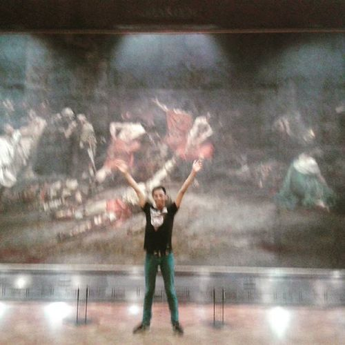 Last day in the philippines be like: walay na ituuuu. Nationalmuseumtouchdown Spolariumattheback Byefornowphilippines