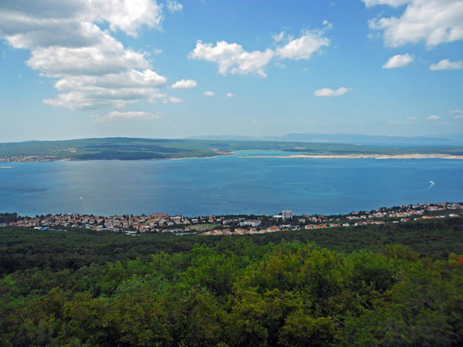 Love Road,view down to the coast,Crikvenica,Croatia,Europe,4 Blue Coastline Crikvenica Croatia Day Eu Europe High Highclimbing Holydays Love Road Nature Outdoors Panorama Postcard Recreation  Scenics Sea Seascape Summer Tourism Vacations View From Above