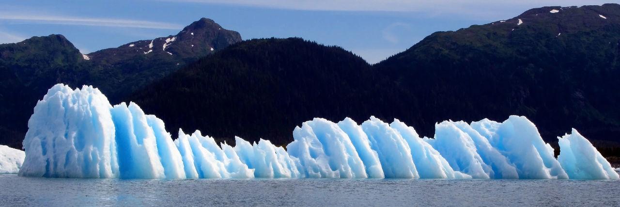 iceberg domino Alaska Beauty In Nature Cloud - Sky Formation Glacier Iceberg Iceblue Landscape Mountain Mountain Range Nature Outdoors Scenics Sky Snow Travel Destinations EyeEmNewHere Break The Mold