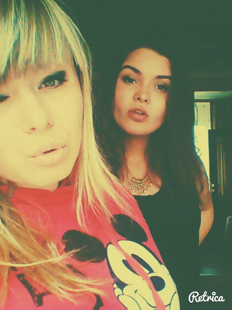 Sis❤ Sis Time:) Selfie Love You
