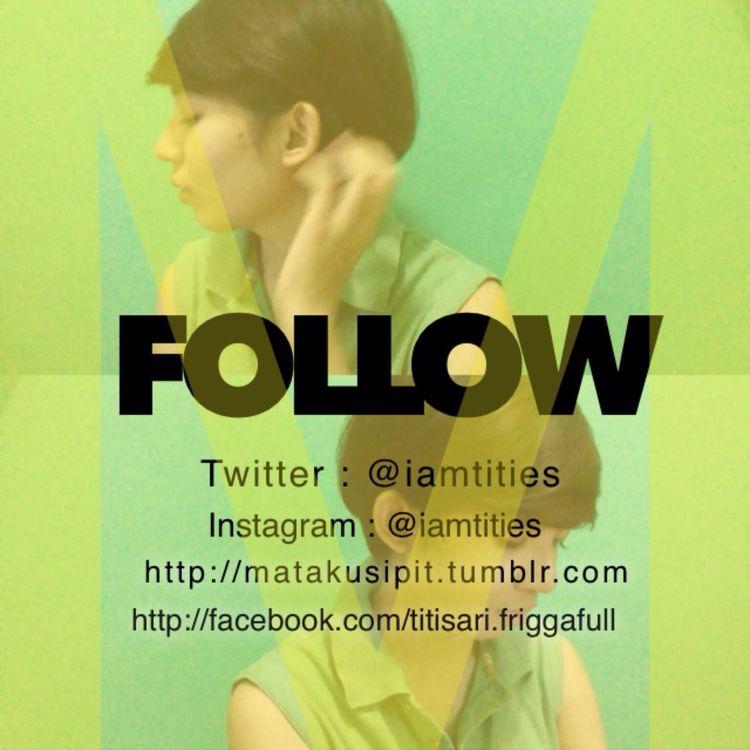 Follow Me Instagram Twitter Follow Me On Instagram