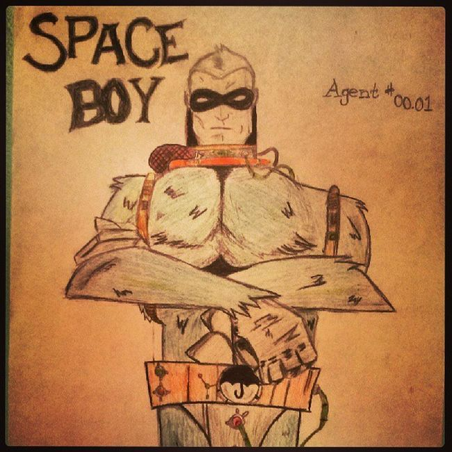 Space from Umbrellaacademy by Gerardway  Mychemicalromance comic superheros series