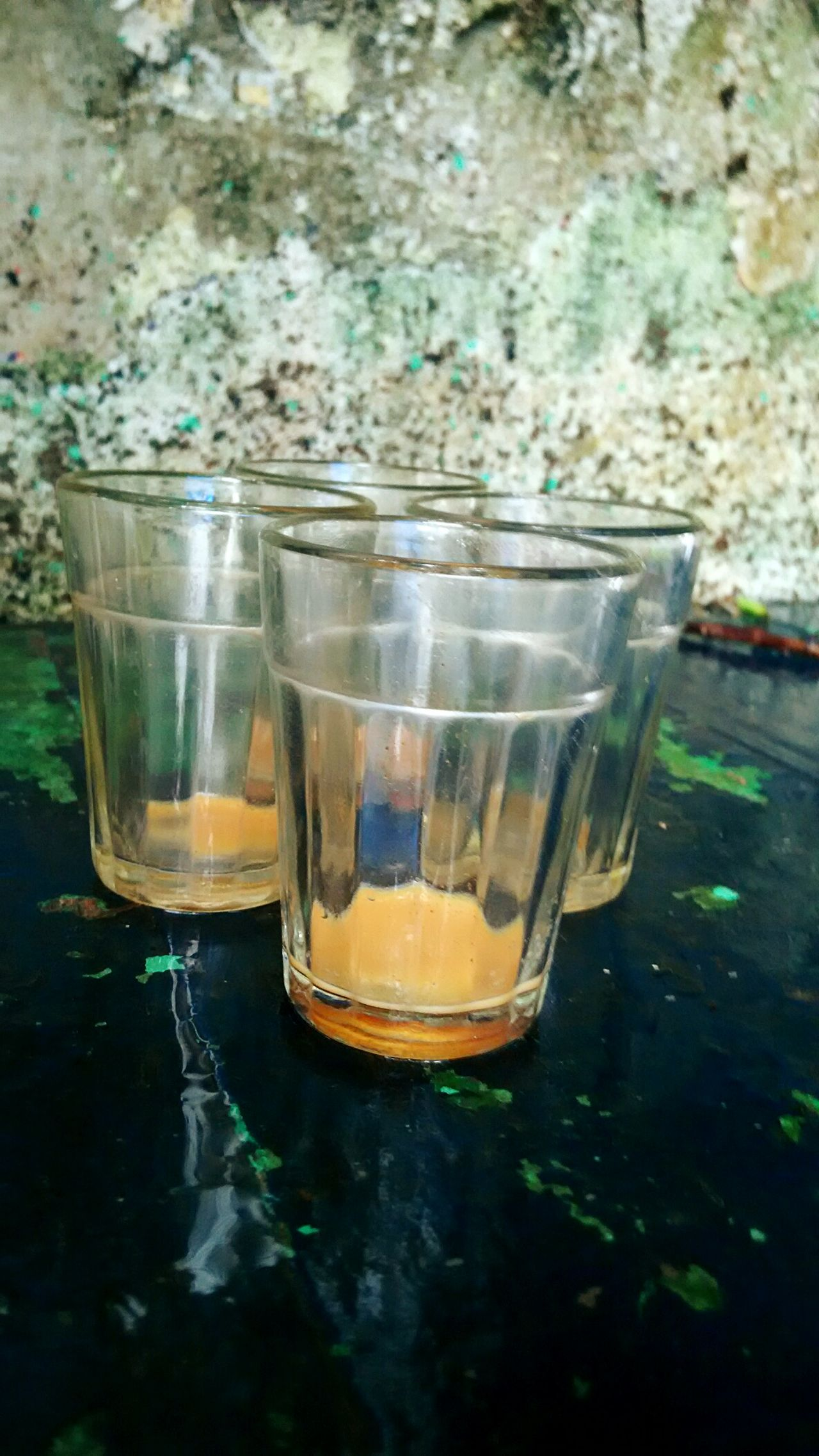 Chai Tea Glass