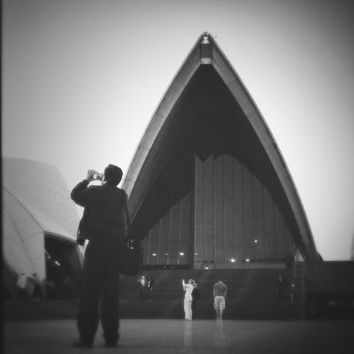 Opéra at Sydney Opera House by gmateus