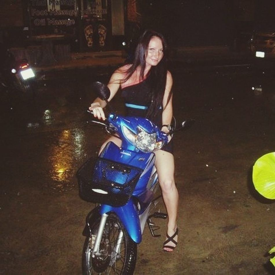 Summer Phuket Girl Happy