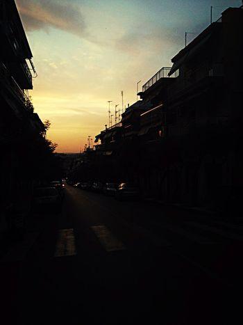 Μονο σαλονικ Thessaloniki Love Sunset