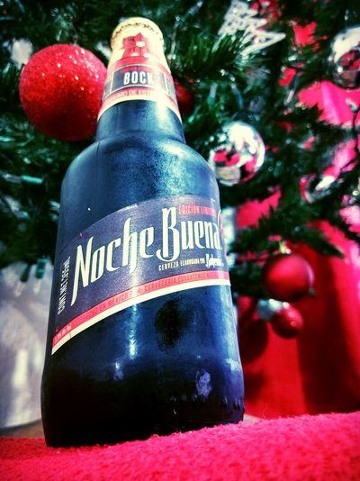 Christmas No People Indoors  Close-up Beer Beer Glass Drink Beer Time Beer - Alcohol Cerveza Noche Buena