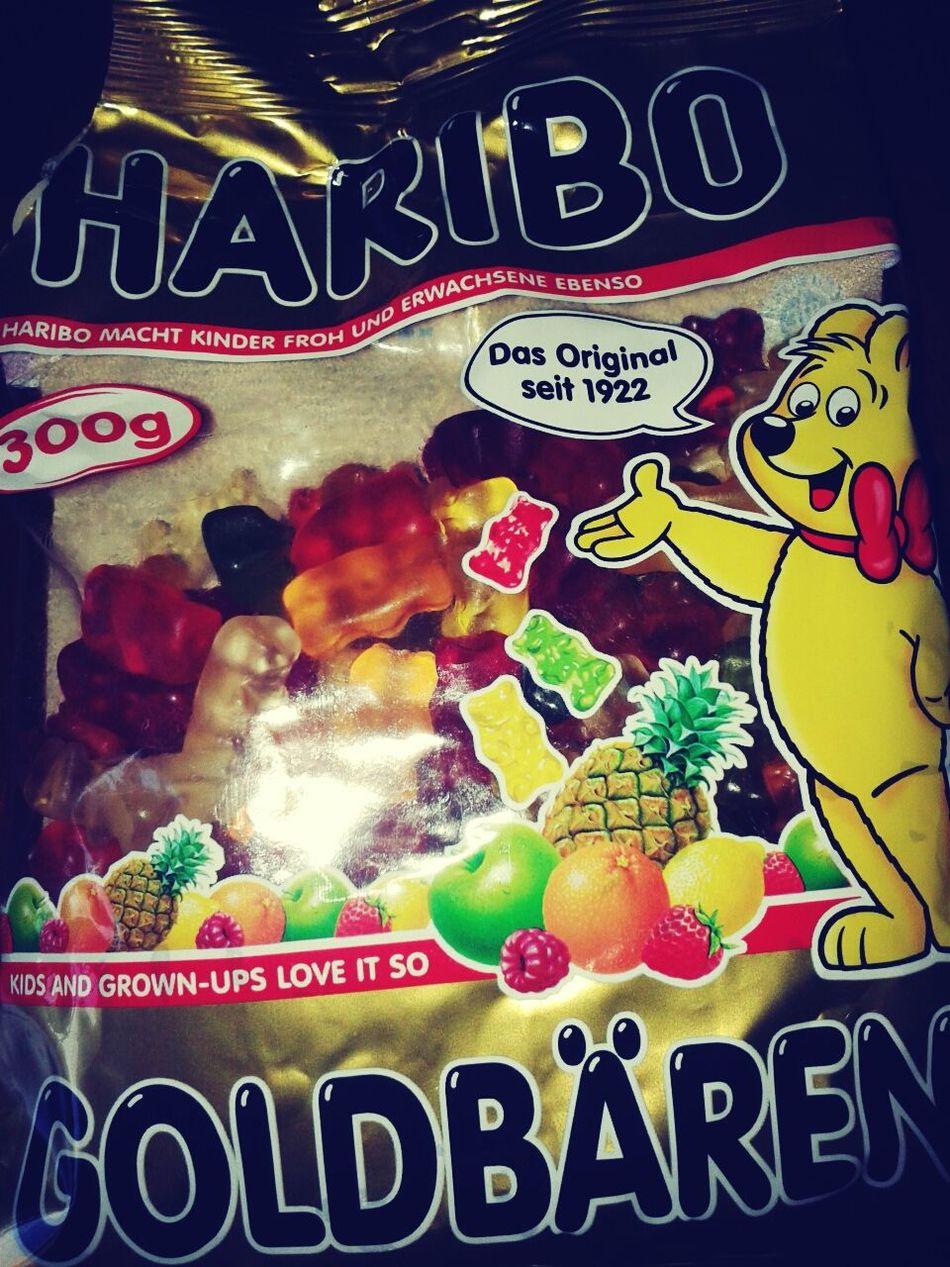 Etende gummy bears ♡