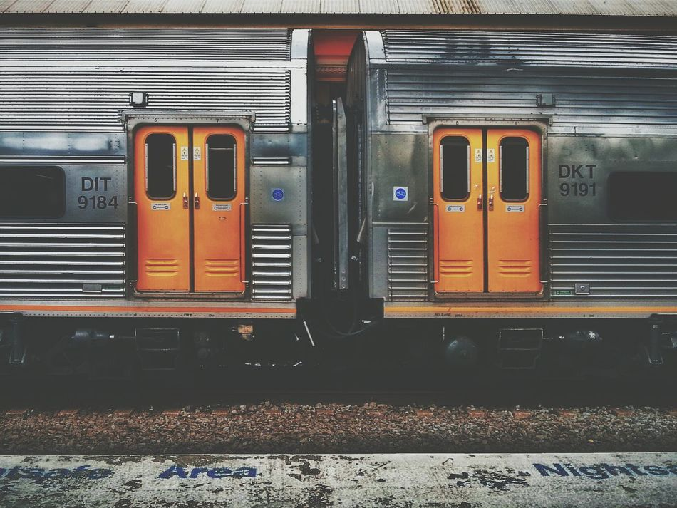 Beautiful stock photos of train, Day, Metal, Mode Of Transport, No People
