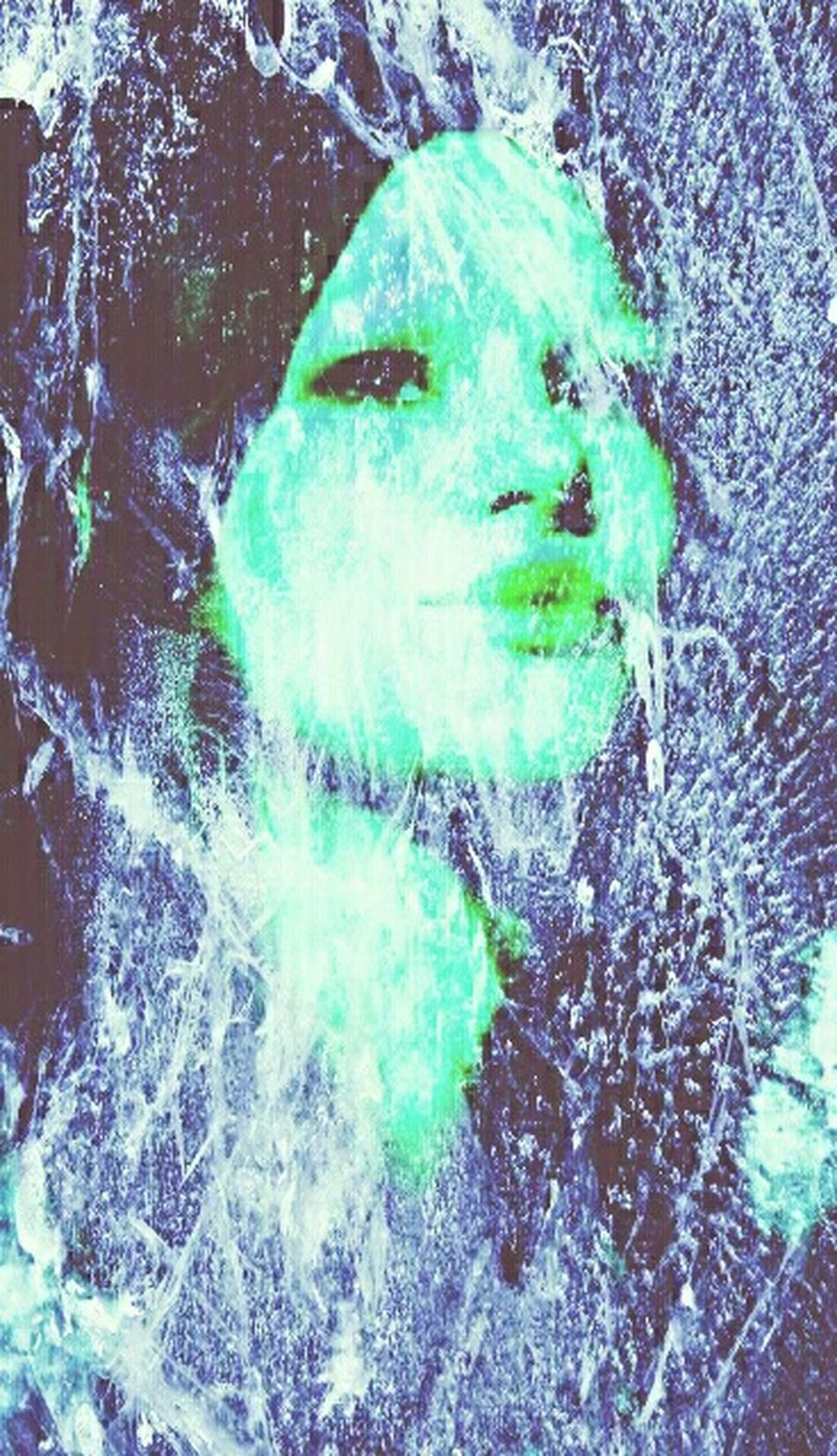Taking Photos Art Edited Vintage Moments That's Me Rainy Day Feeling Blue I Tree Hugger Hi