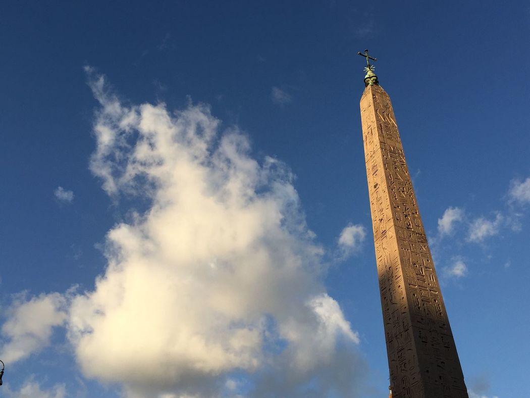 Rome Piazzadelpopolo 의 오벨리스크.. 완전 맘에 듬.. Relaxing Traveling 로마 이탈리아 Rome Italy