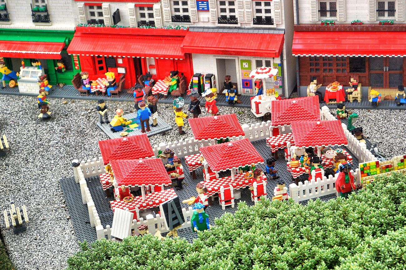 Mini land @ Legoland Legophotography