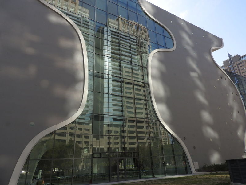 Opera House Taiwan Taichung