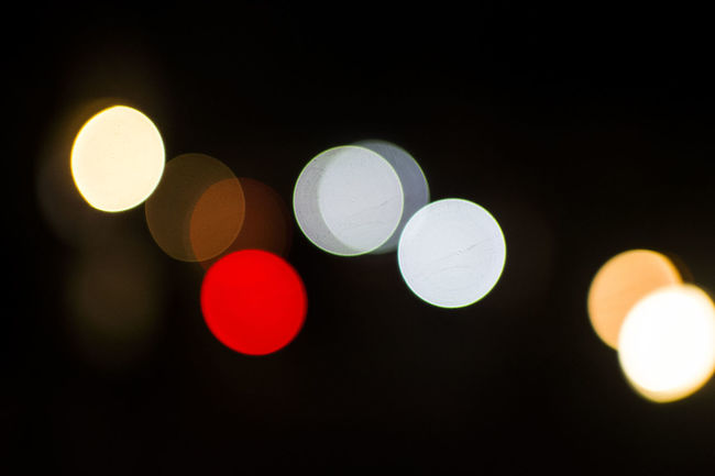 Abstract Bokeh Bokeh Balls Bokeh Photography Bokehlicious City Life Colorful Defocused Geometric Shape Illuminated Light - Natural Phenomenon Night No People Outdoors