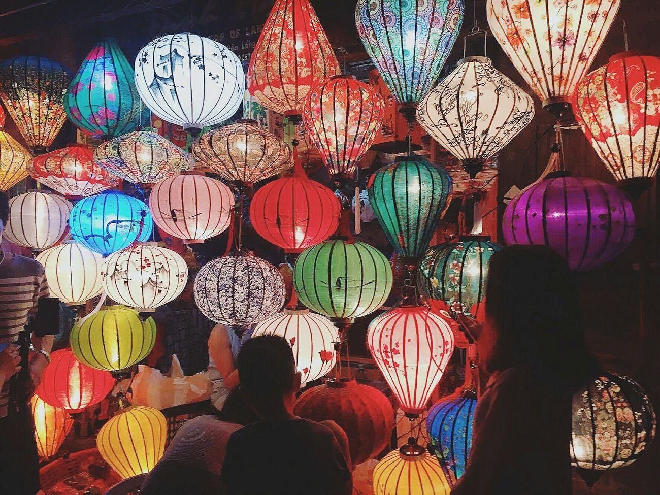 First Eyeem Photo HoiAnancienttown Hoianancientown Photooftheday Vietnam Trip Colorful Lanterns