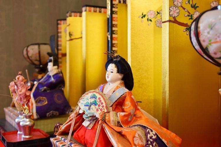 Showcase March お雛様 ひなまつり おひなさま 雛祭り Hinamatsuri Ohinasama Doll's Festival Girlsfestival JapaneseFestival Old Doll Japanese Style Japanese Culture Japan Photography 昭和期のお雛様🎎