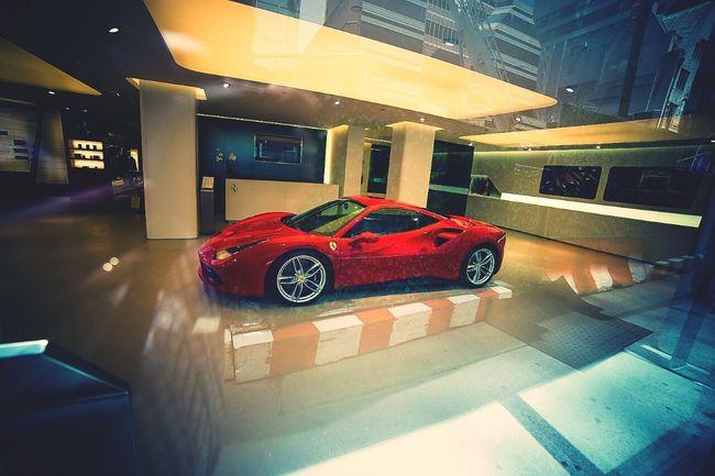 Hot_shotz Hot Wheels NYC Ferrari
