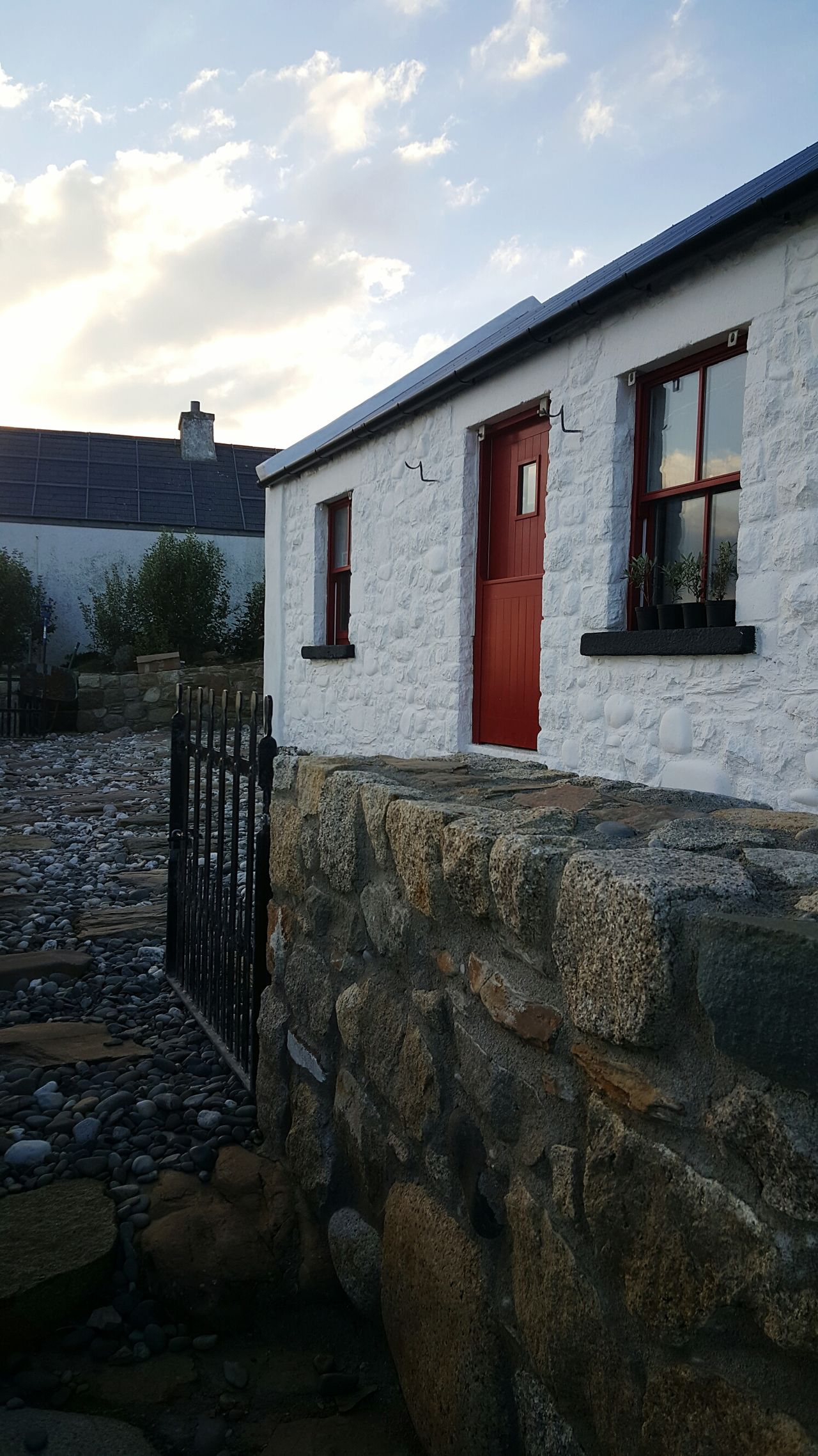 Cottage Building Exterior Check This Out Tim Bailie Ballymartin Annalong Co Down