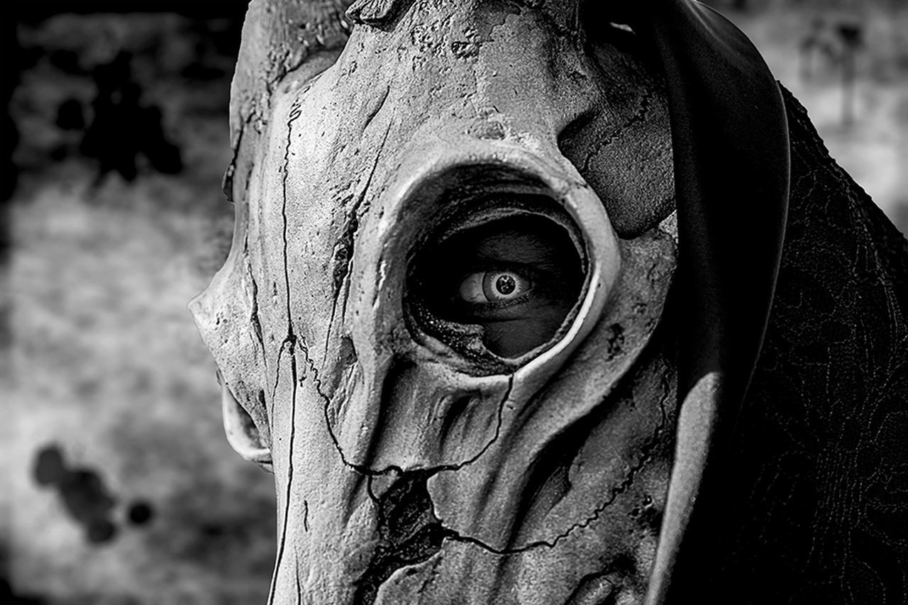 Souleater Close-up Horror Demon Demonic Eye Surrealism Surreal Mask View Souleater Soul First Eyeem Photo EyeEmNewHere
