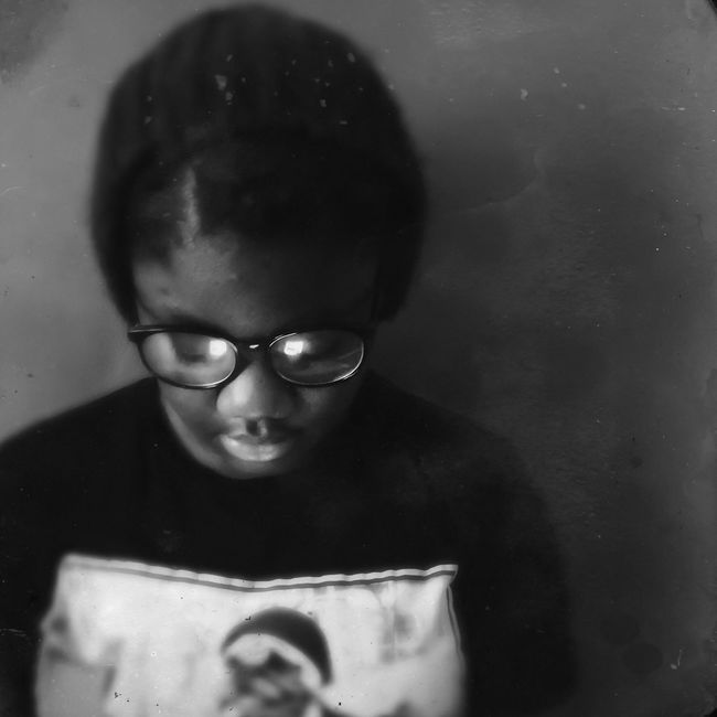Grryo Shootermag Portrait Blackandwhite