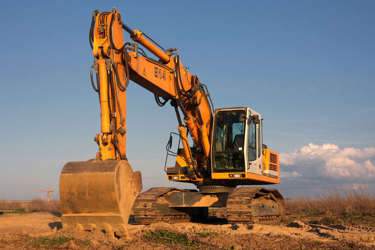 Building - Activity Bulldozer Construction Equipment Construction Machinery Construction Site Construction Vehicle Construction Worker Day Development Digging Earth Mover Industrial Equipment Industry Machinery Mining Outdoors People Progress Quarry Road Sky Transportation