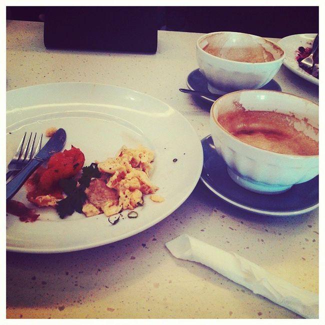 Nice Breakfast Breakfast Coffee