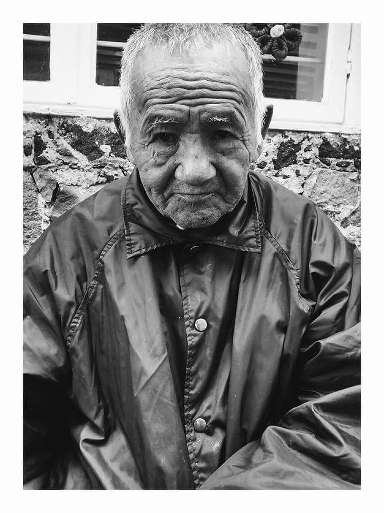 Looking At Camera Portrait Senior Adult Real People Adult Only Men One Person Mexican Culture Mexicanphotographer Black And White Blackandwhite Photography