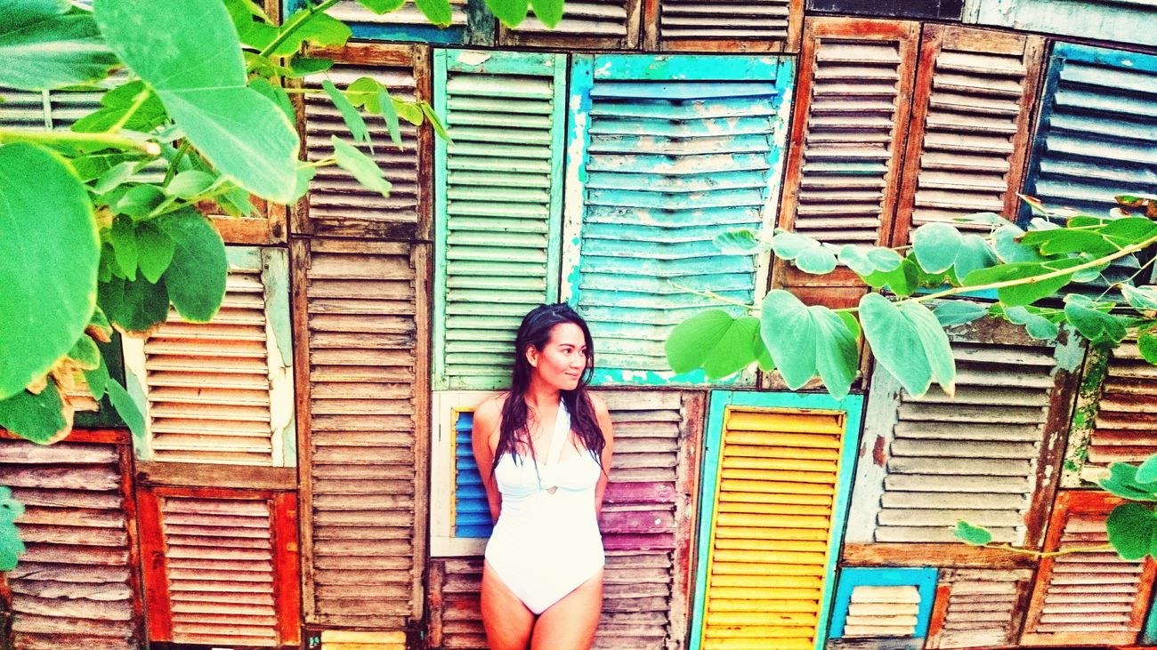 Shuttered. Colorexplosion PotatoHeadBeachClub Potatohead Woman Portrait Eyemphilippines