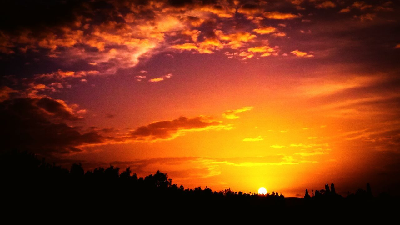 Good night to all my friends😪😴😪😴😪 Sunset Sky Dramatic Sky Outdoors Scenics Nature Silhouette Beauty In Nature Cloud - Sky No People EyeEm Nature Lover Nature Photography Landscape Landscape_Collection Countryside Eye4photography  Capture The Moment Beautiful Love Beauty Taking Photos EyeEm Best Shots First Eyeem Photo My Favorite Place Low Angle View