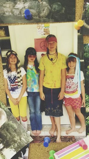 Hippie since 07' Sisters5lyfe