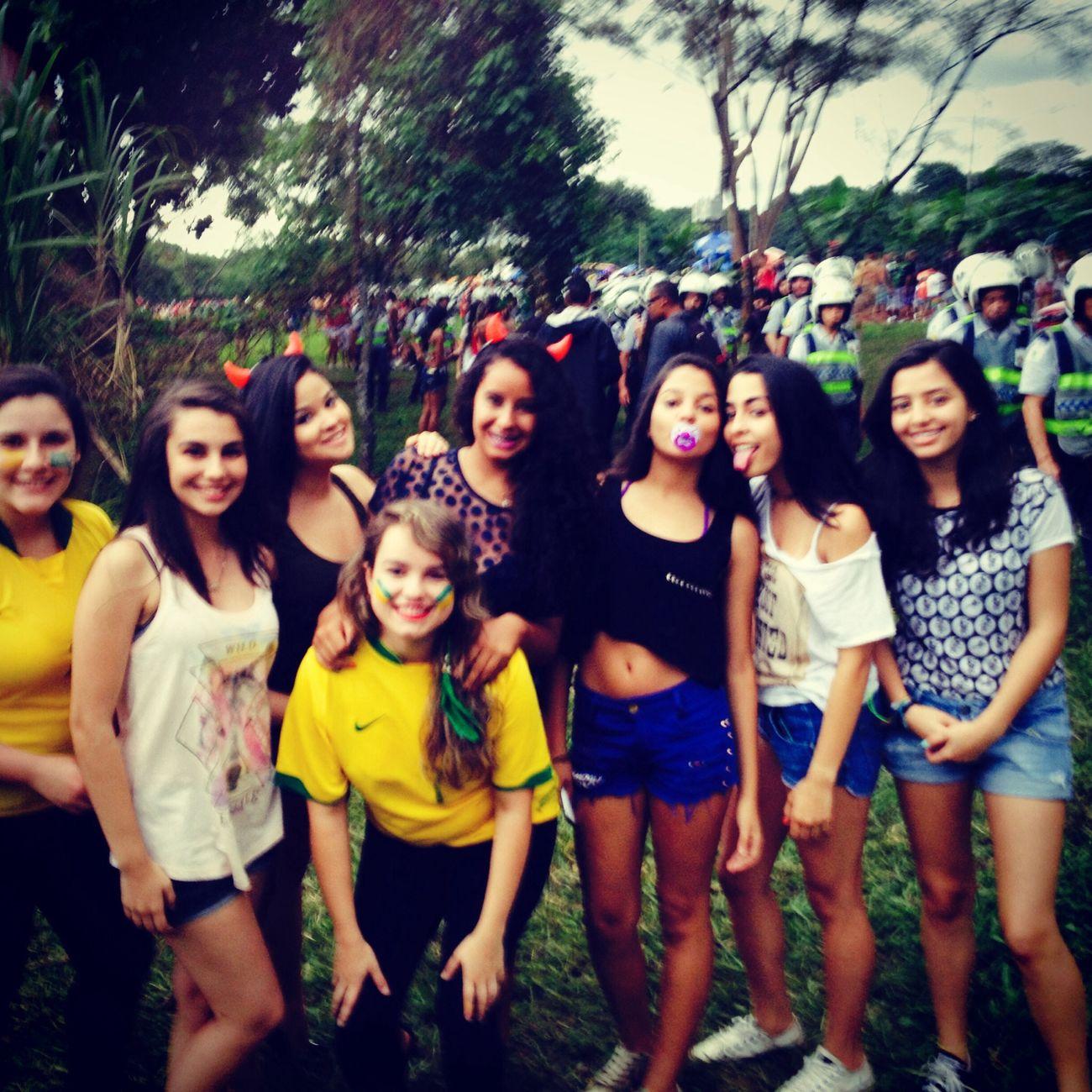 Raparigueiros com elas !! S2 Carnaval 2014 Bloco Dos Raparigueiros Karoliinesouzaa Brasília