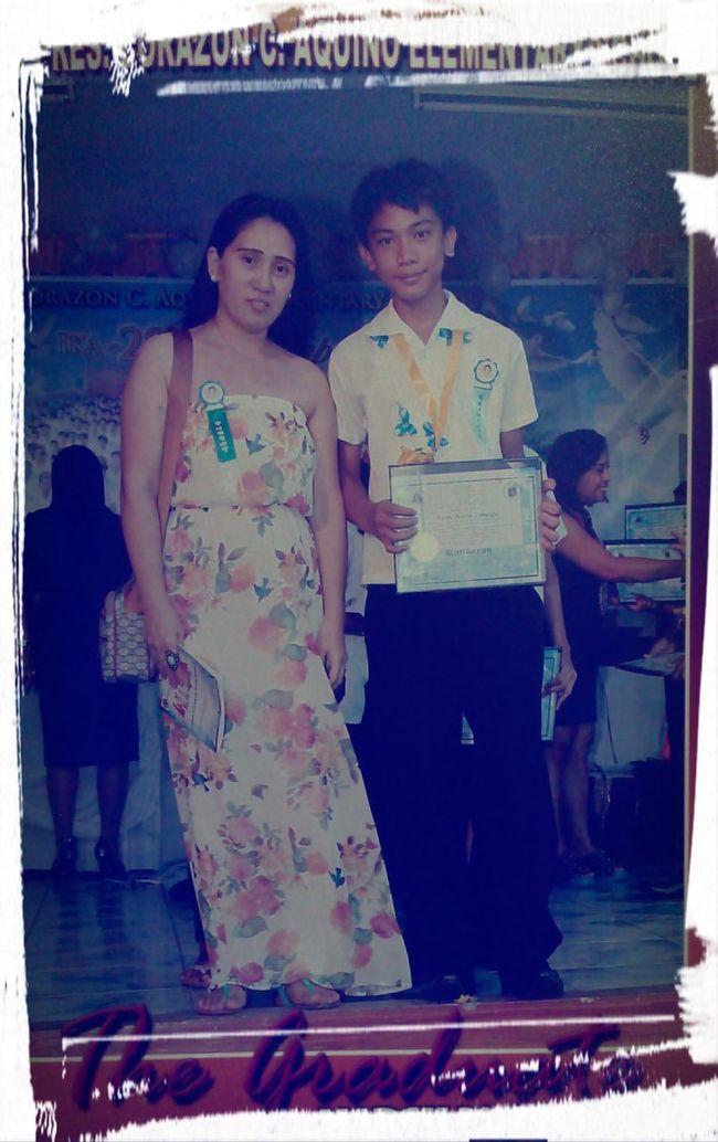 last year graduation..