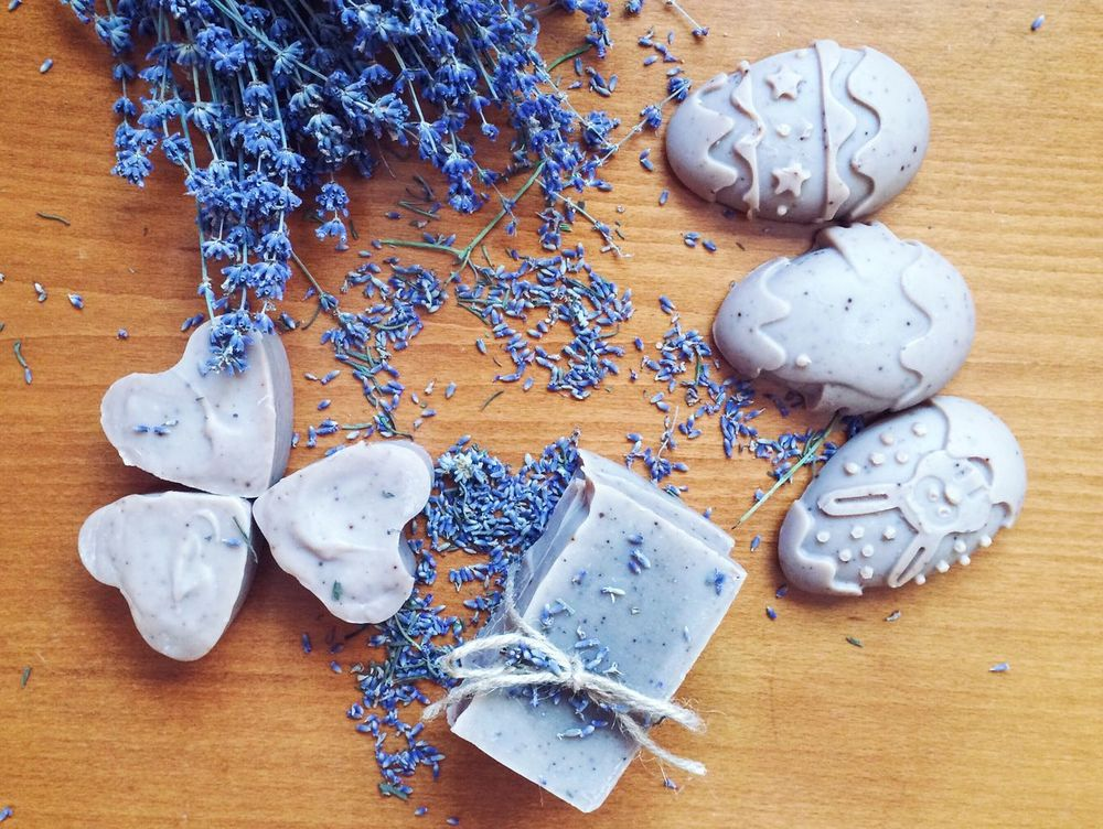 Soap with lavender Soap Lavender Lavenderflower Soapmaking Handmade Homemade Clean Hygiene Soap&Skin Skin Made In Romania Have A Nice Day♥ Colorful Naturelovers Natural Colour Of Life
